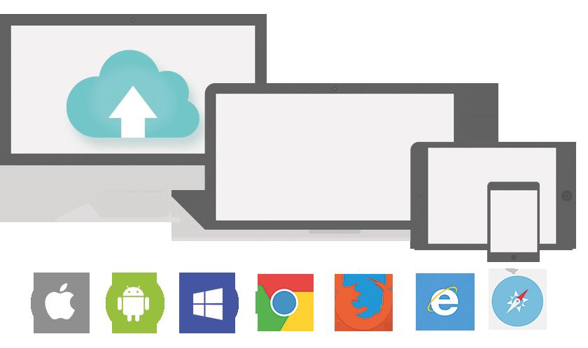 Online, Multiutente e Multipiattaforma